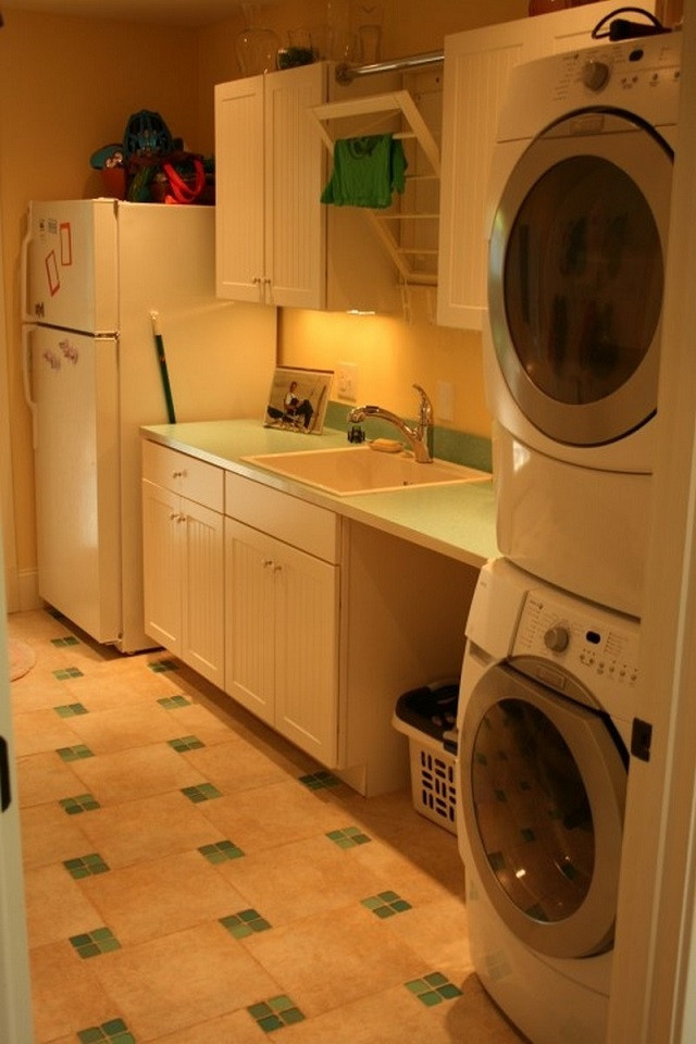Best ideas about Laundry Room Storage Ideas . Save or Pin 40 Super Clever Laundry Room Storage Ideas Now.