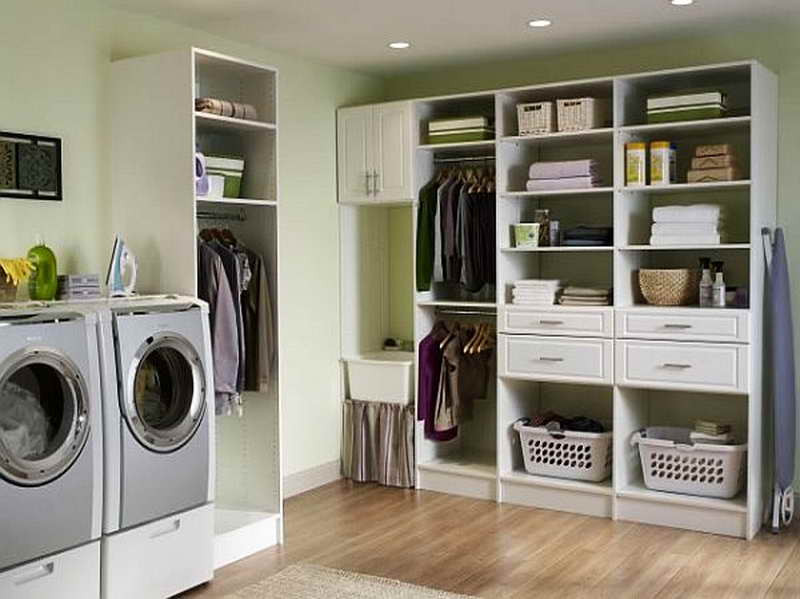Best ideas about Laundry Room Storage Ideas . Save or Pin Laundry Laundry Room Storage Ideas Laundry Room Now.
