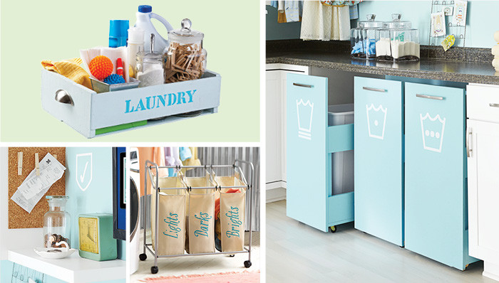 Best ideas about Laundry Room Storage Ideas . Save or Pin Laundry Room Storage & Organization Ideas Now.