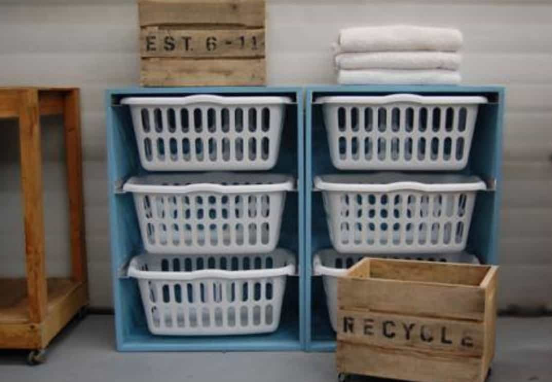 Best ideas about Laundry Storage Ideas . Save or Pin Laundry Storage Ideas You Can t Live Without Now.