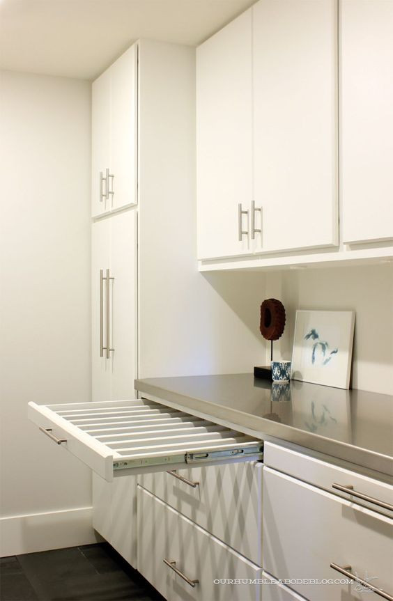 Best ideas about Laundry Storage Ideas . Save or Pin Laundry Storage Ideas Now.