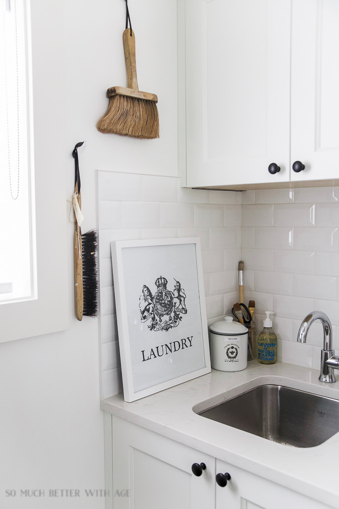 Best ideas about Laundry Wall Decor . Save or Pin The Best Vintage Laundry Room Decor Now.