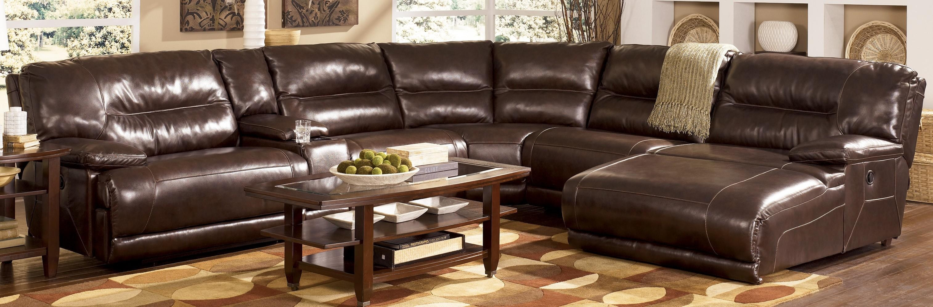 Best ideas about Lazy Boy Leather Reclining Sofa . Save or Pin 20 Best Ideas Lazy Boy Leather Sectional Now.