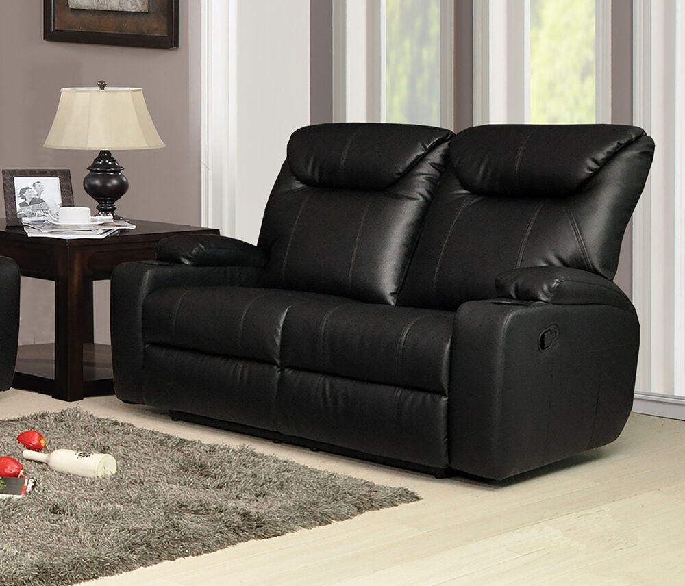 Best ideas about Lazy Boy Leather Reclining Sofa . Save or Pin New Luxury Cinema Lazy Boy 2 Seater Bonded Leather Now.
