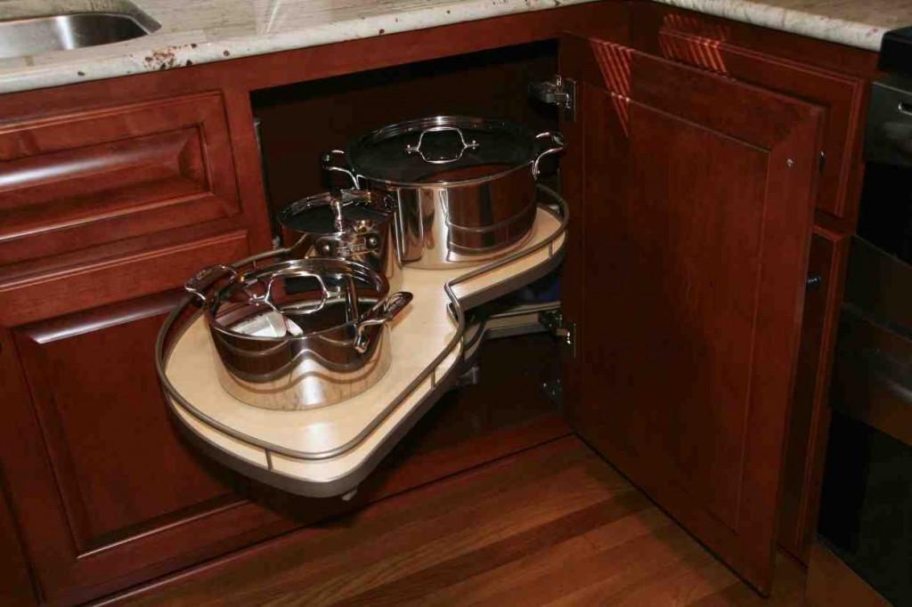 Best ideas about Lazy Susan Cabinet Organizer . Save or Pin Lazy Susan Cabinet Organizer Home Furniture Design Now.