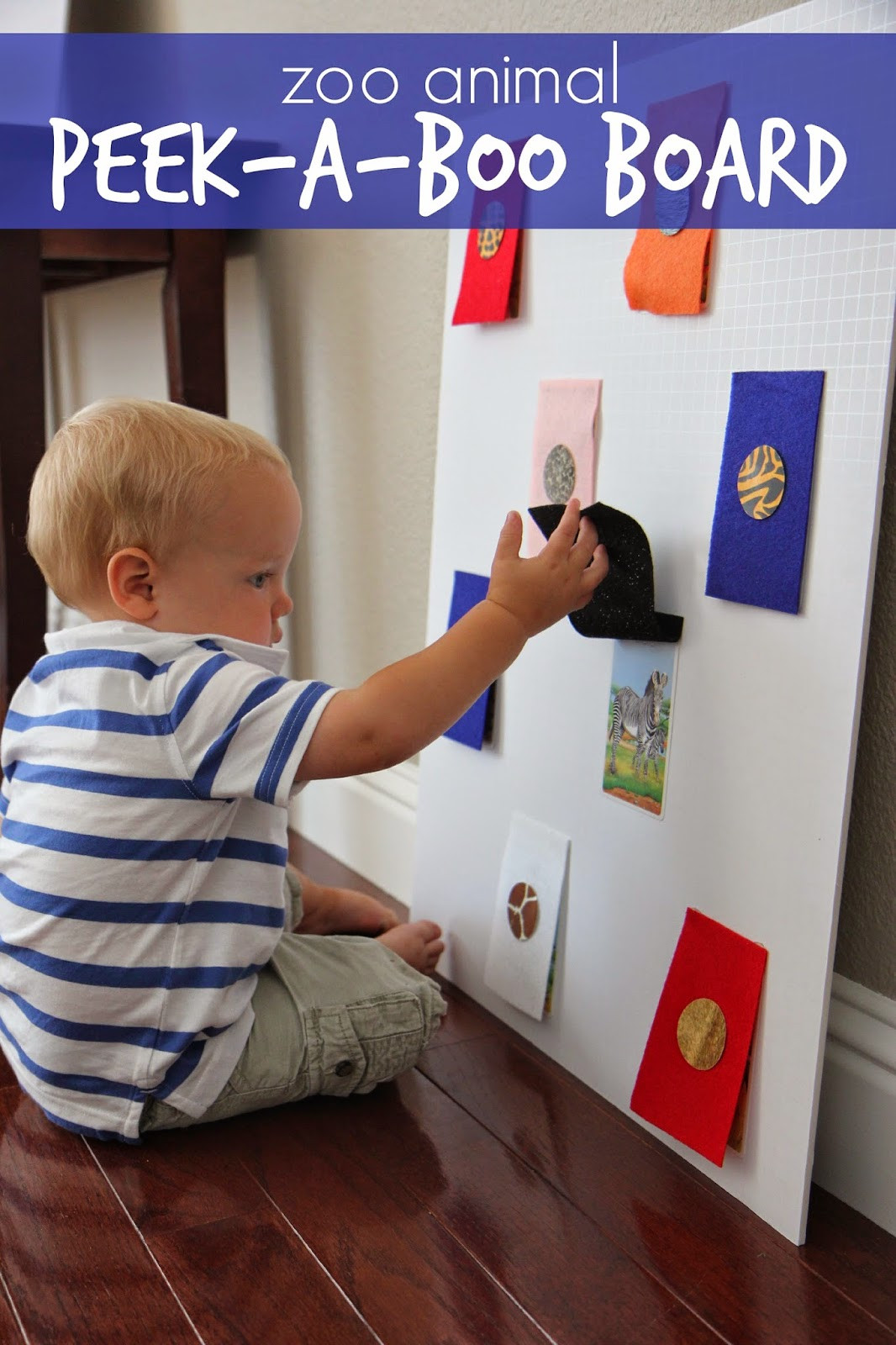 Best ideas about Learning Crafts For Toddlers . Save or Pin Toddler Approved Zoo Week Playful Learning Activities Now.