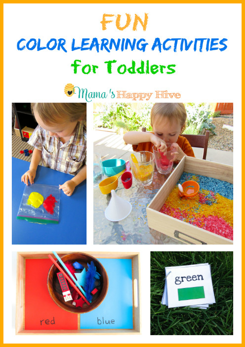 Best ideas about Learning Crafts For Toddlers . Save or Pin Fall Tree Activities for Preschoolers Mama s Happy Hive Now.
