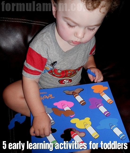 Best ideas about Learning Crafts For Toddlers . Save or Pin 5 Early Learning Activities for Toddlers Affordable Now.