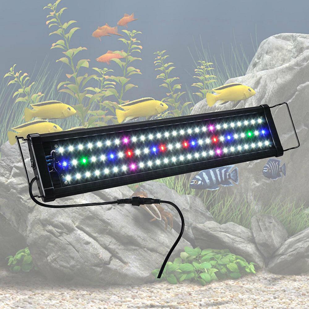 Best ideas about Led Aquarium Lights . Save or Pin Aquarium Full Spectrum Multi Color LED Light 0 5W 78 LED Now.