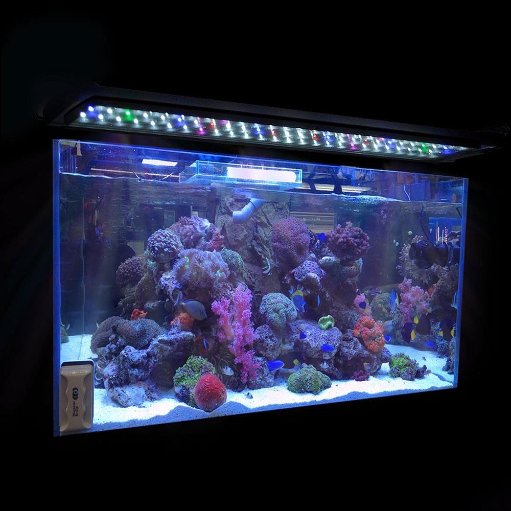 "Best ideas about Led Aquarium Lights . Save or Pin 24"" 36"" 48"" Multi Color LED Aquarium Light 0 5W Full Spec Now."
