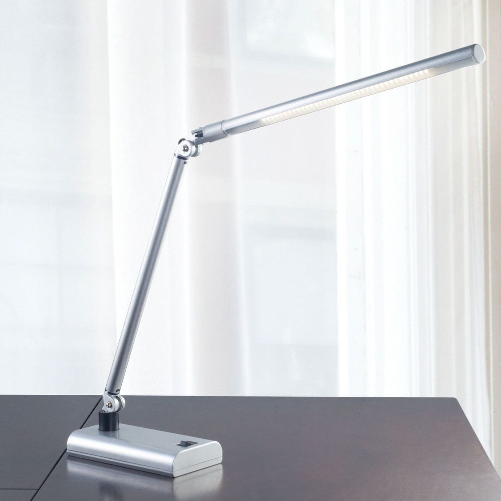Best ideas about Led Desk Lamp . Save or Pin Lavish Home 36 LED Stick Desk Lamp Energy Efficient Now.