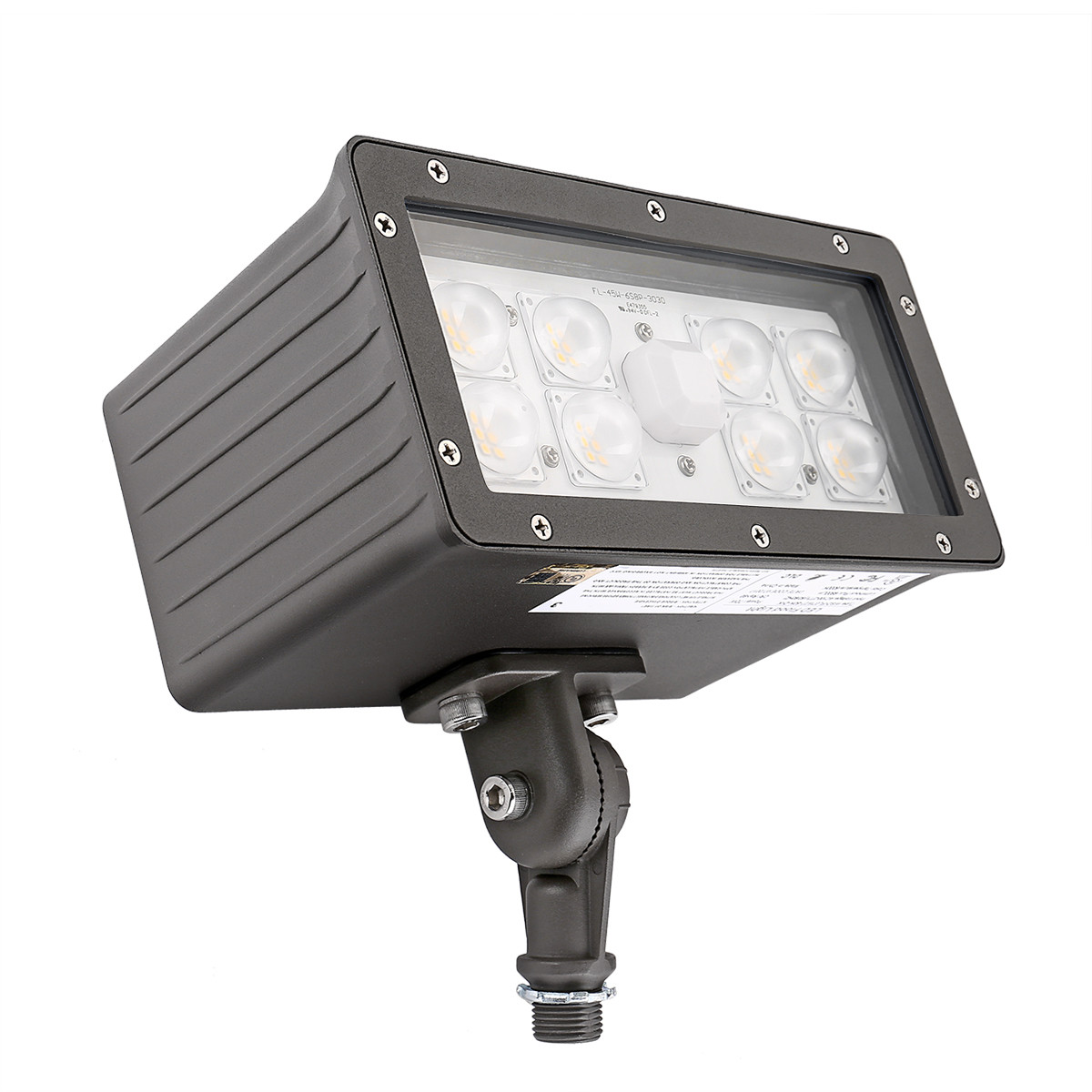 Best ideas about Led Outdoor Flood Lights . Save or Pin 45W mercial Outdoor LED Flood Lights Daylight White Now.