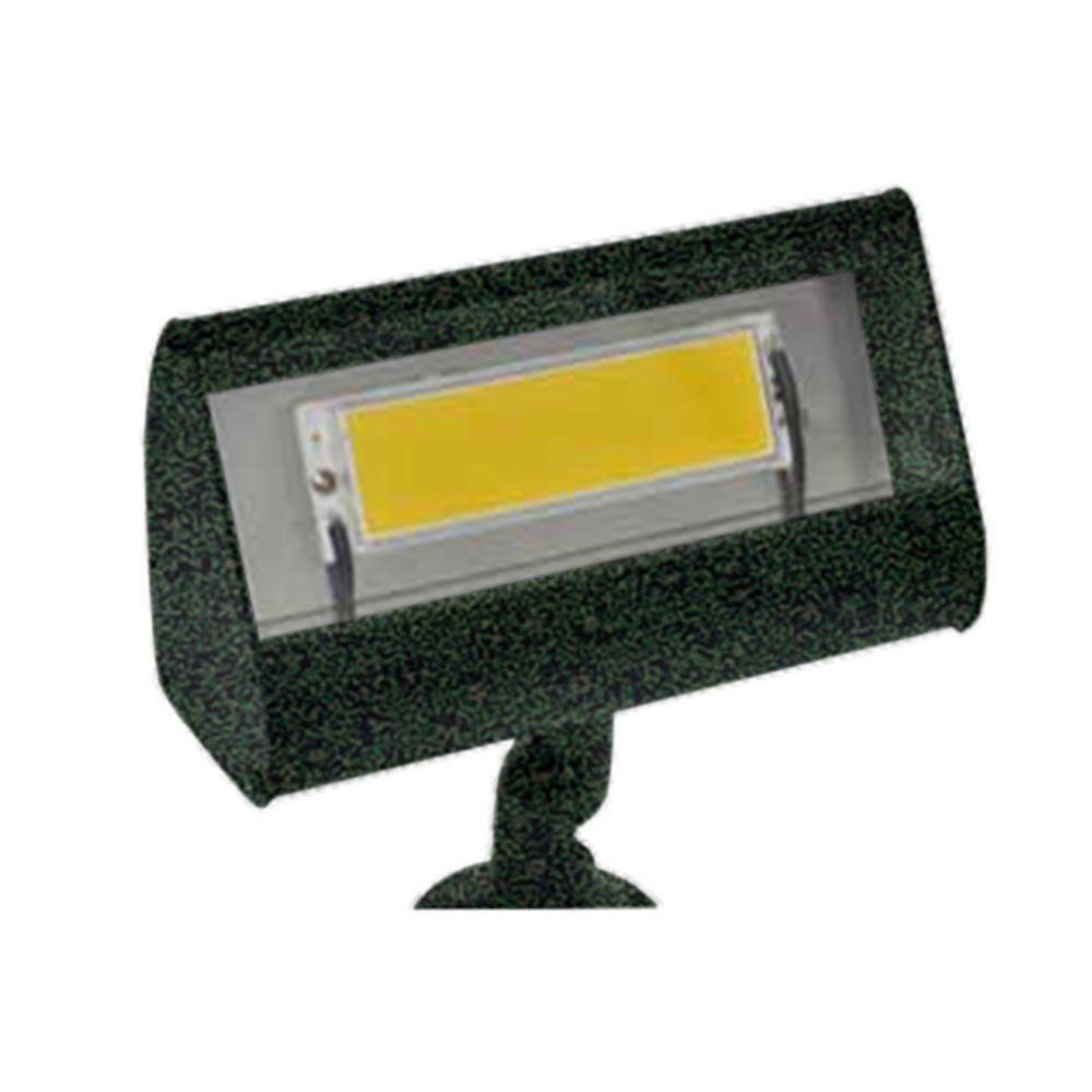 Best ideas about Led Outdoor Flood Lights . Save or Pin Lithonia Lighting Bronze Outdoor Integrated LED Wall Mount Now.