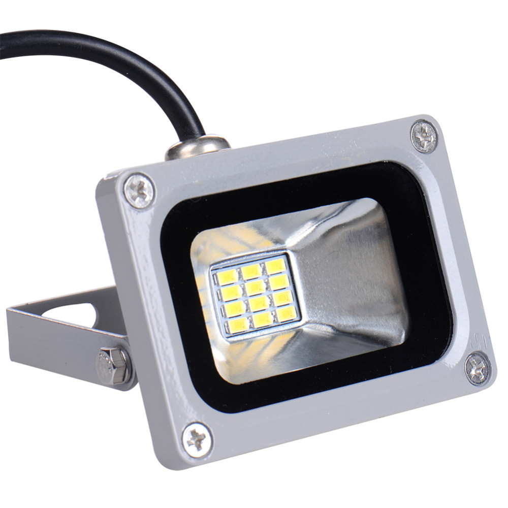 Best ideas about Led Outdoor Flood Lights . Save or Pin 12V 10W LED Flood Light lights Waterproof IP65 Floodlight Now.
