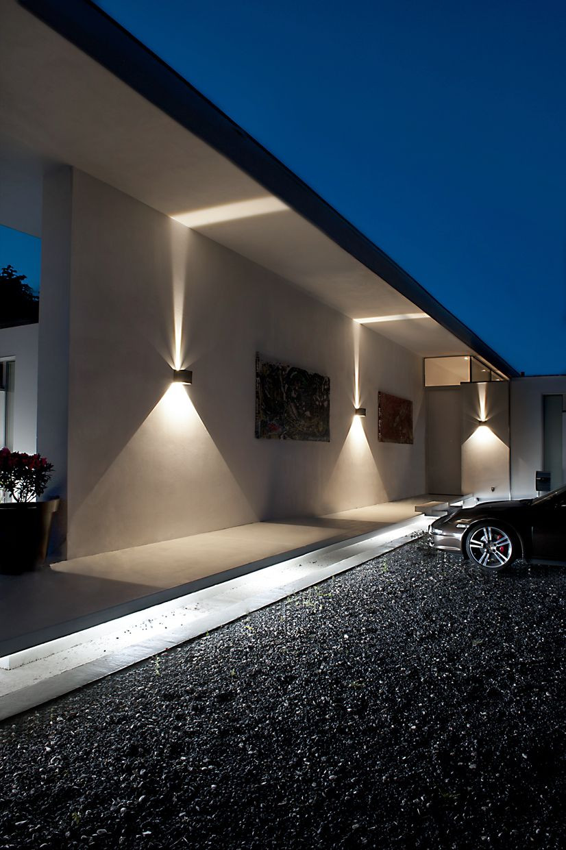 Best ideas about Led Outdoor Lights . Save or Pin CUBE LED Outdoor wall lamp from LIGHT POINT AS Design Now.