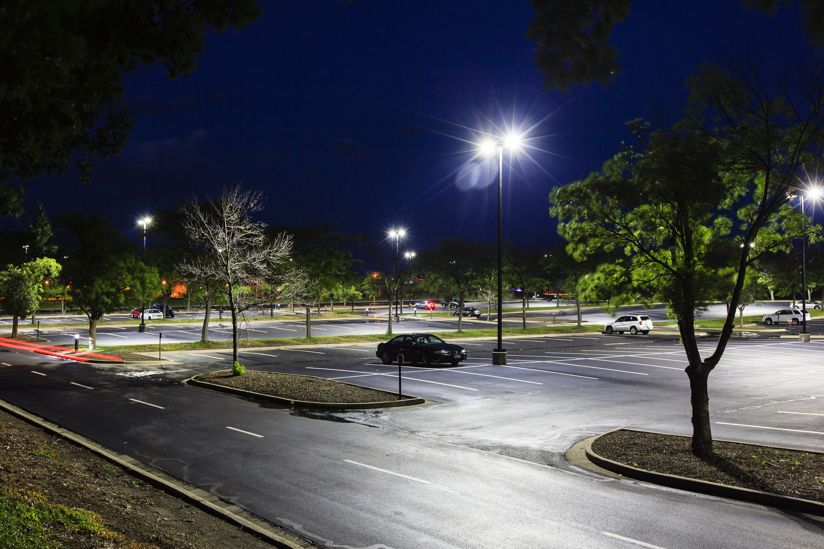 Best ideas about Led Outdoor Lights . Save or Pin GE Outdoor and fice Lighting Solutions Will Save MetLife Now.