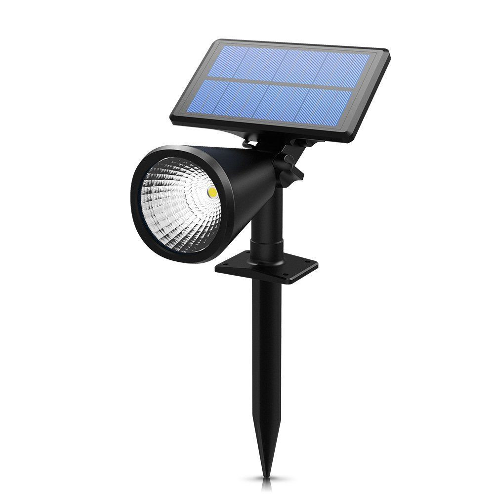 Best ideas about Led Outdoor Lights . Save or Pin Solar Power Spot Light Spotlight Outdoor LED Garden Yard Now.