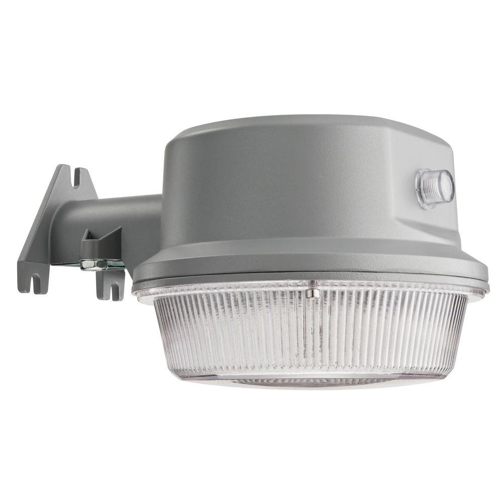 Best ideas about Led Outdoor Lights . Save or Pin Lithonia Lighting Gray Outdoor Integrated LED 4000K Area Now.
