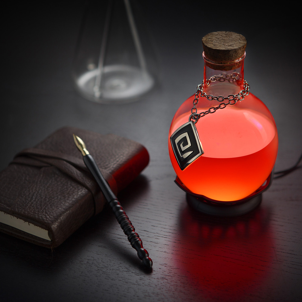 Best ideas about Led Potion Desk Lamp . Save or Pin Color Changing LED Potion Desk Lamp Shut Up And Take My Now.