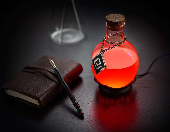 Best ideas about Led Potion Desk Lamp . Save or Pin LED Potion Desk Lamp Now.