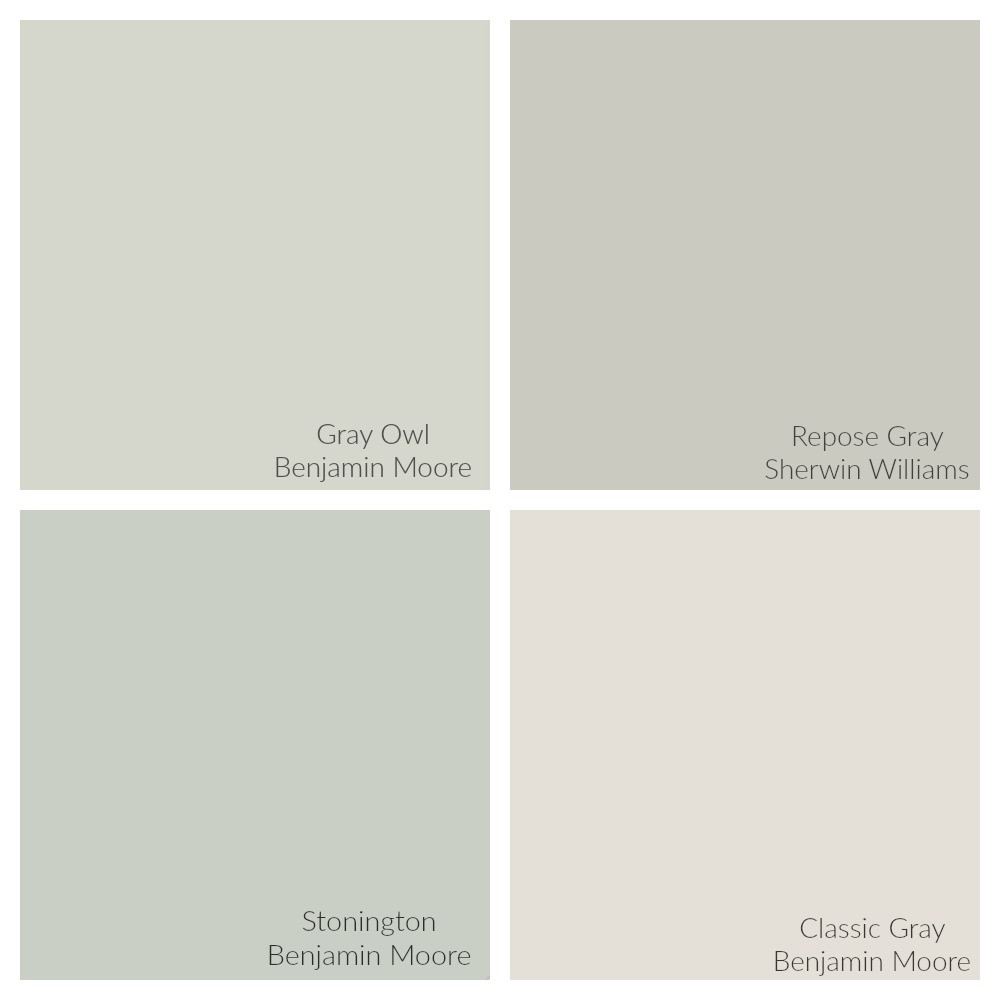 Best ideas about Light Grey Paint Colors . Save or Pin Benjamin Moore Gray Owl Color Spotlight Now.