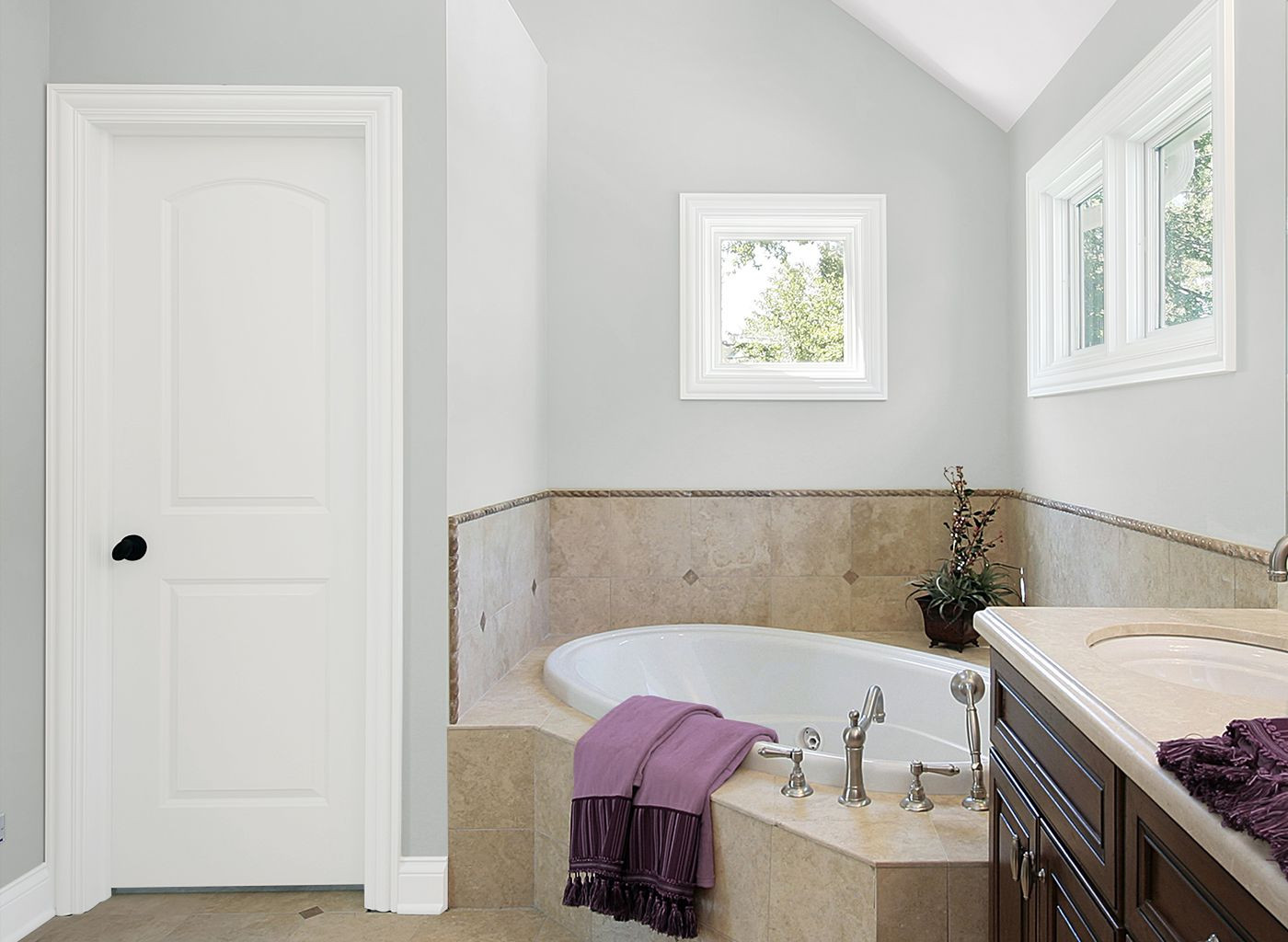 Best ideas about Light Grey Paint Colors . Save or Pin Universal Grey walls Now.