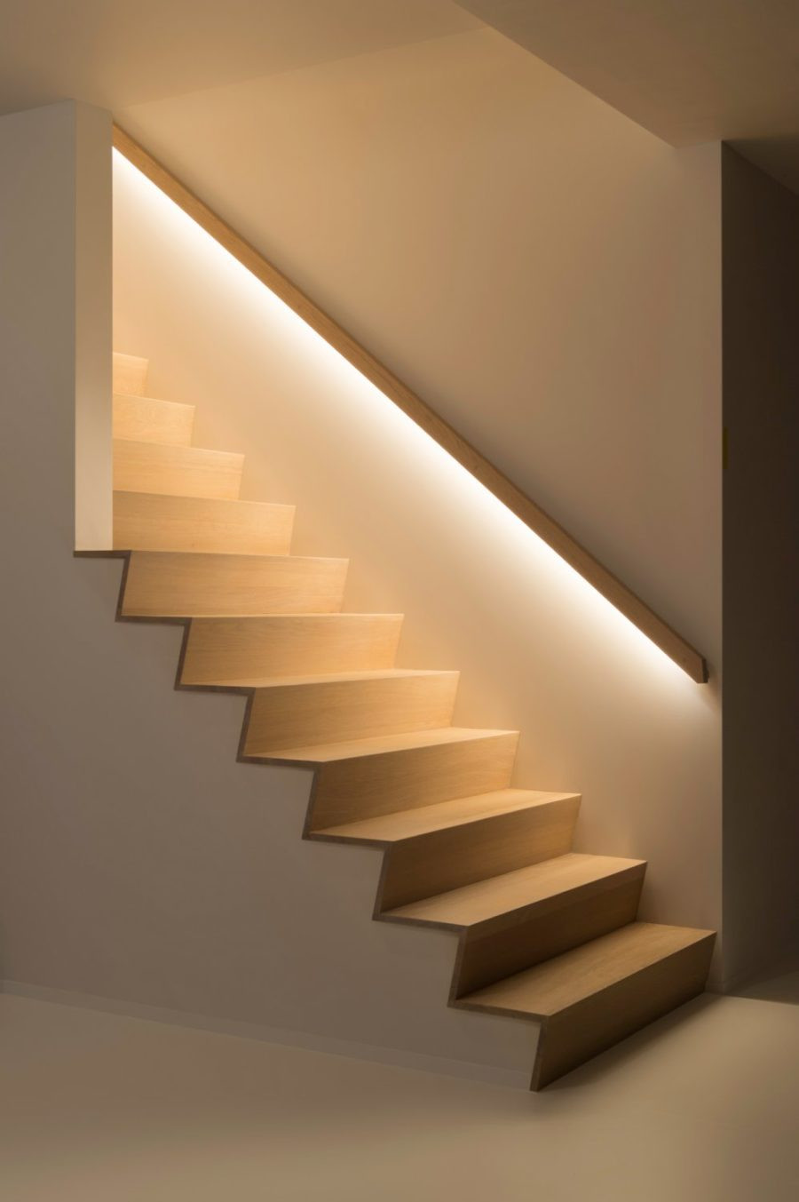 Best ideas about Lighting For Stair . Save or Pin Make Your Home Beam And Glow With Built in Lighting Now.