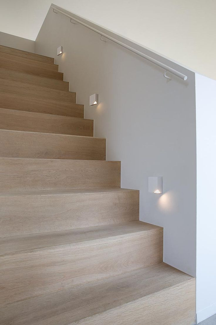 Best ideas about Lighting For Stair . Save or Pin 15 Modern Staircases with Spectacular Lighting Now.