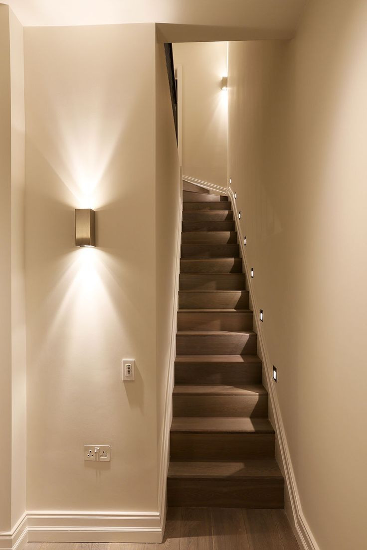 Best ideas about Lighting For Stair . Save or Pin Best 25 Stairway lighting ideas on Pinterest Now.