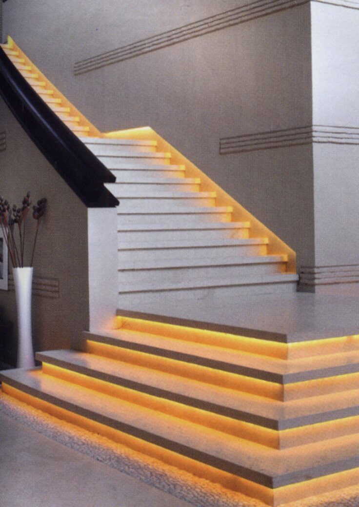 Best ideas about Lighting For Stair . Save or Pin 24 Lights for Stairways Ideas for Your Home Decor Inspiration Now.