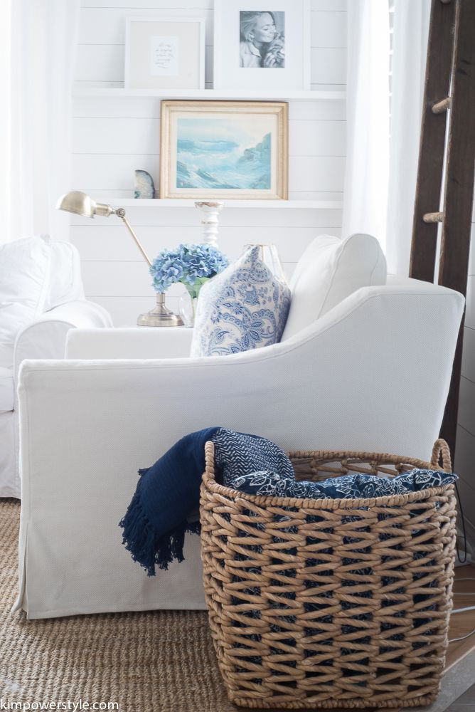 Best ideas about Living Room Blanket Storage Ideas . Save or Pin Best 25 Blanket basket ideas on Pinterest Now.