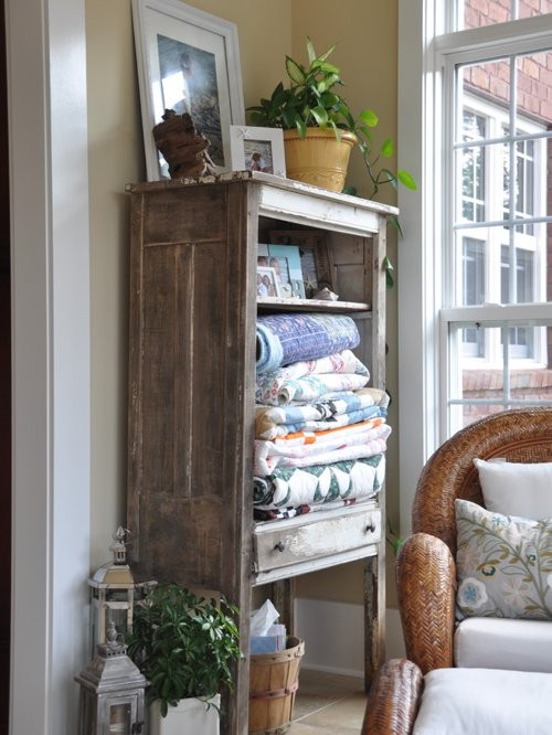 Best ideas about Living Room Blanket Storage Ideas . Save or Pin Blanket Storage Ideas Remodel and Decor Now.