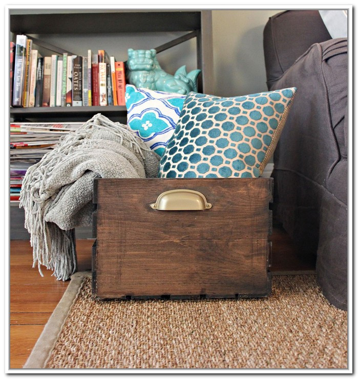 Best ideas about Living Room Blanket Storage Ideas . Save or Pin Popular Living Room Blanket storage ideas with Now.
