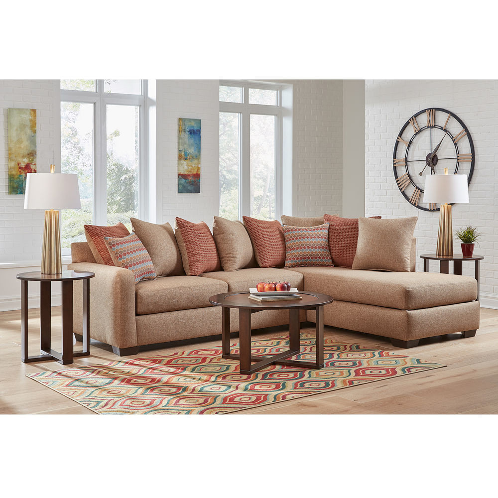 Best ideas about Living Room Couches . Save or Pin Woodhaven Industries Living Room Sets 7 Piece Casablanca Now.