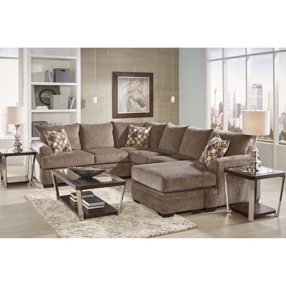 Best ideas about Living Room Couches . Save or Pin Woodhaven Industries Living Room Sets 7 Piece Kimberly Now.