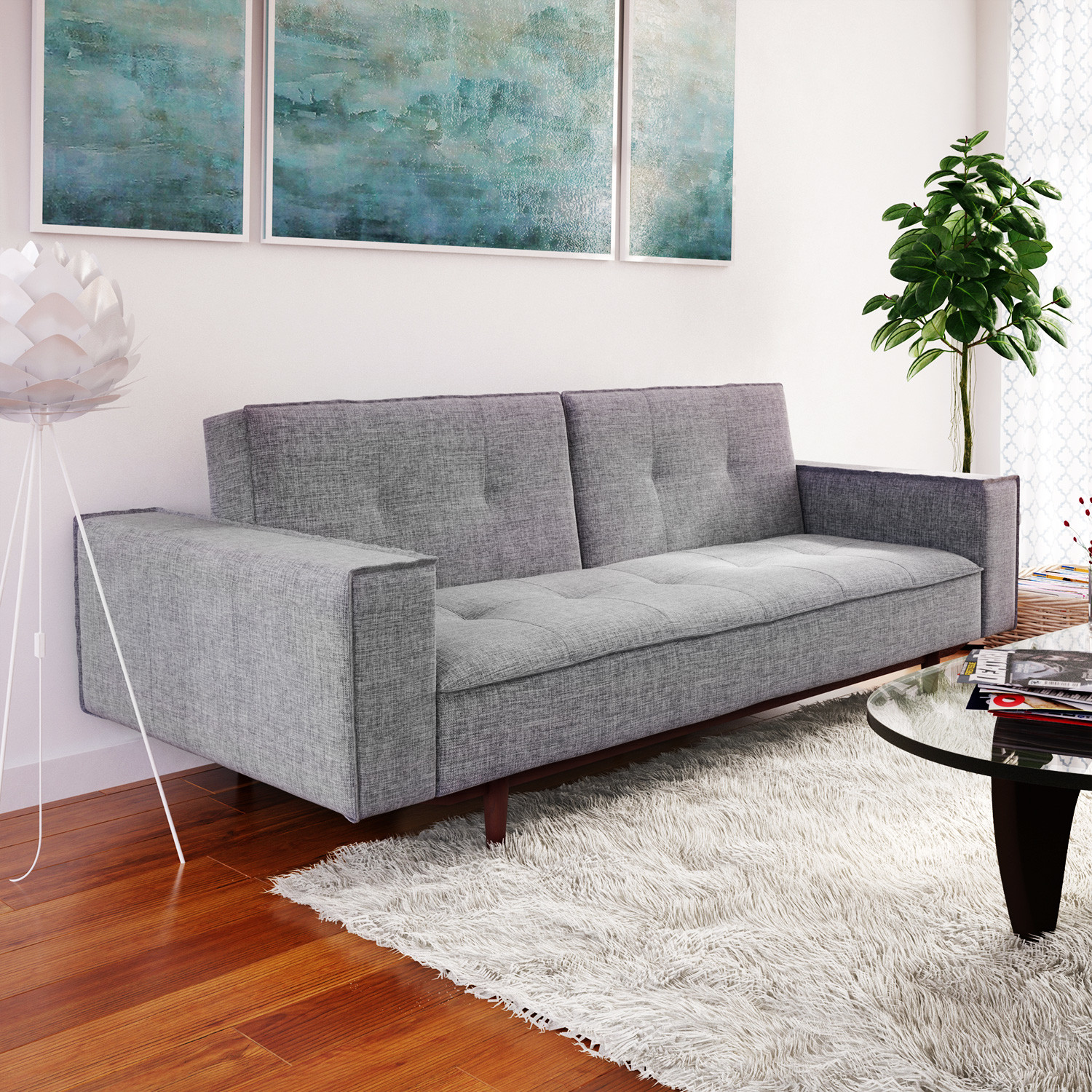 Best ideas about Living Room Couches . Save or Pin Modern & Contemporary Living Room Furniture Now.