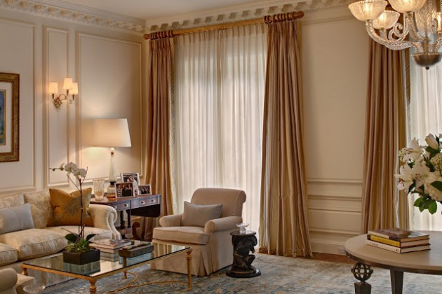 Best ideas about Living Room Curtains Ideas . Save or Pin 18 Adorable Curtains Ideas For Your Living Room Now.