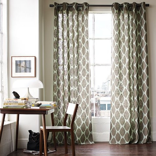 Best ideas about Living Room Curtains Ideas . Save or Pin Modern Furniture 2014 New Modern Living Room Curtain Now.