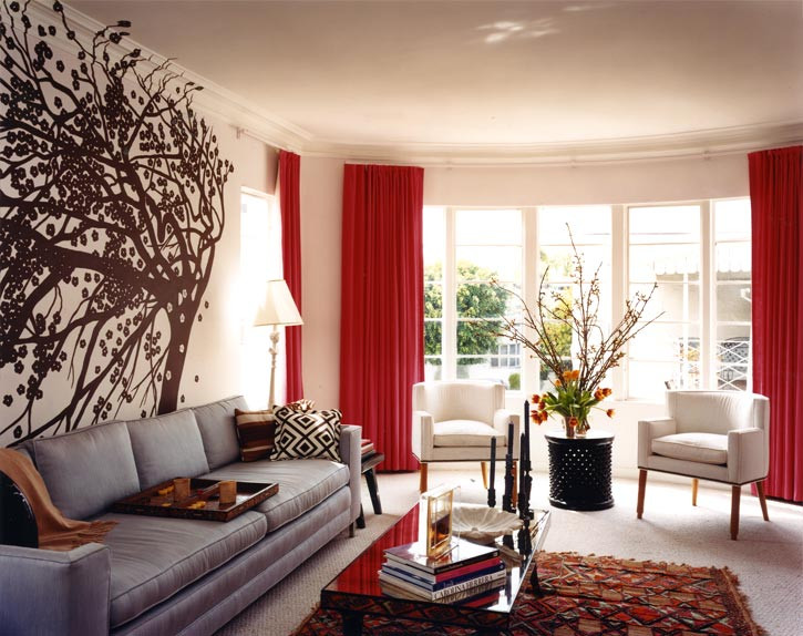 Best ideas about Living Room Curtains Ideas . Save or Pin How to Choose Living Room Curtain Ideas Now.