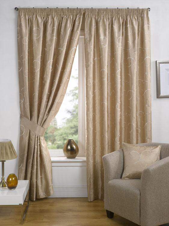 Best ideas about Living Room Curtains Ideas . Save or Pin Modern Furniture luxury living room curtains Ideas 2011 Now.