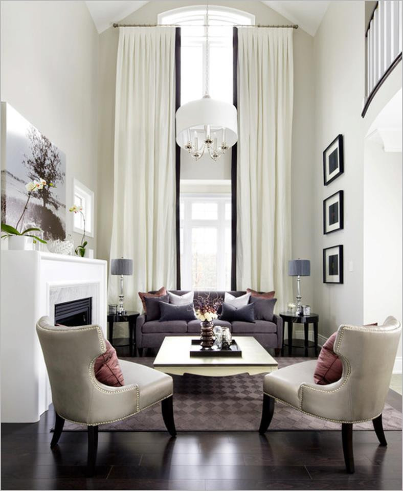 Best ideas about Living Room Curtains Ideas . Save or Pin Modern Furniture 2013 Luxury Living Room Curtains Designs Now.