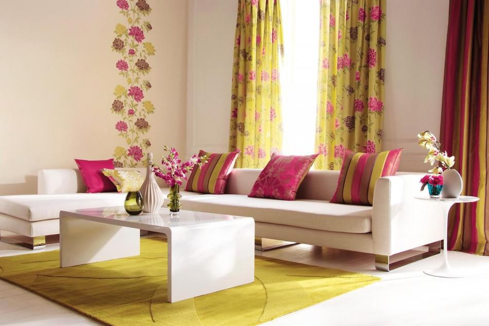 Best ideas about Living Room Curtains Ideas . Save or Pin 18 Modern Living Room Curtains Design Ideas Now.