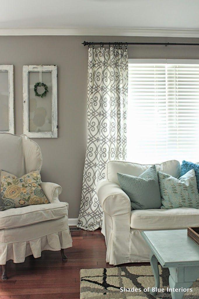 Best ideas about Living Room Curtains Ideas . Save or Pin 25 best ideas about Living Room Curtains on Pinterest Now.