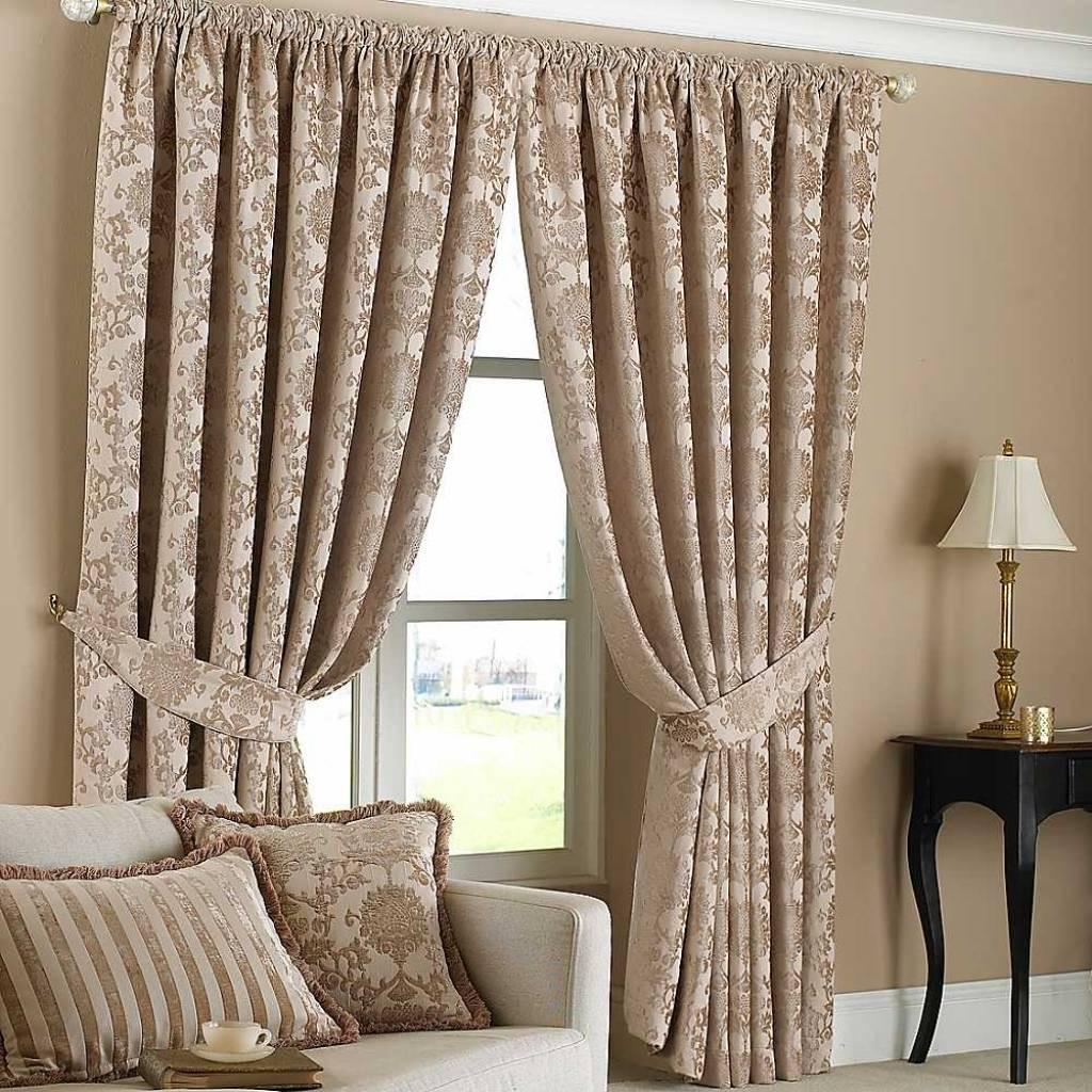 Best ideas about Living Room Curtains Ideas . Save or Pin 25 Cool Living Room Curtain Ideas For Your Farmhouse Now.