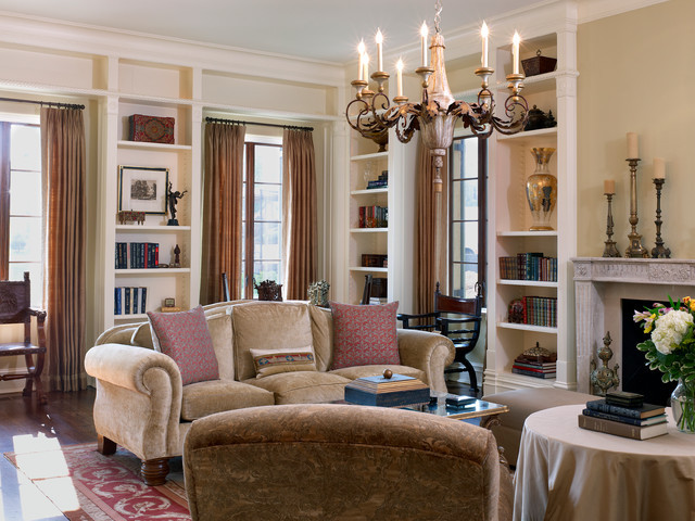 Best ideas about Living Room Dc . Save or Pin Dordogne French Chateau Mediterranean Living Room dc Now.