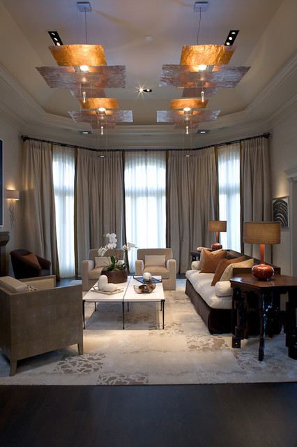 Best ideas about Living Room Dc . Save or Pin Private Residence Contemporary Living Room dc metro Now.