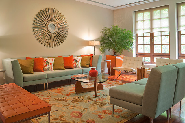 Best ideas about Living Room Dc . Save or Pin Chevy Chase Living Room Contemporary Living Room dc Now.