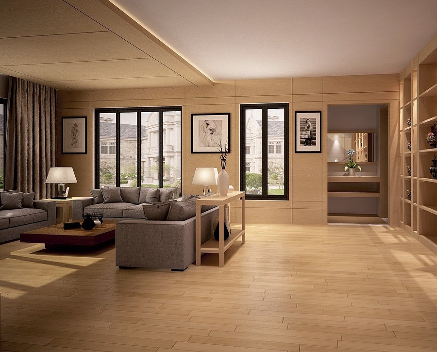 Best ideas about Living Room Flooring . Save or Pin Living Room Floor Design Ideas GoHaus Now.