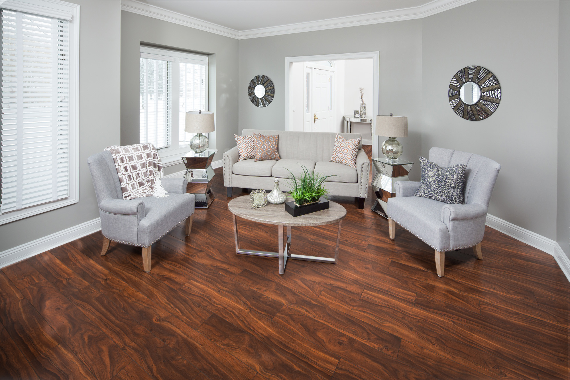 Best ideas about Living Room Flooring . Save or Pin New Laminate Flooring Collection Now.