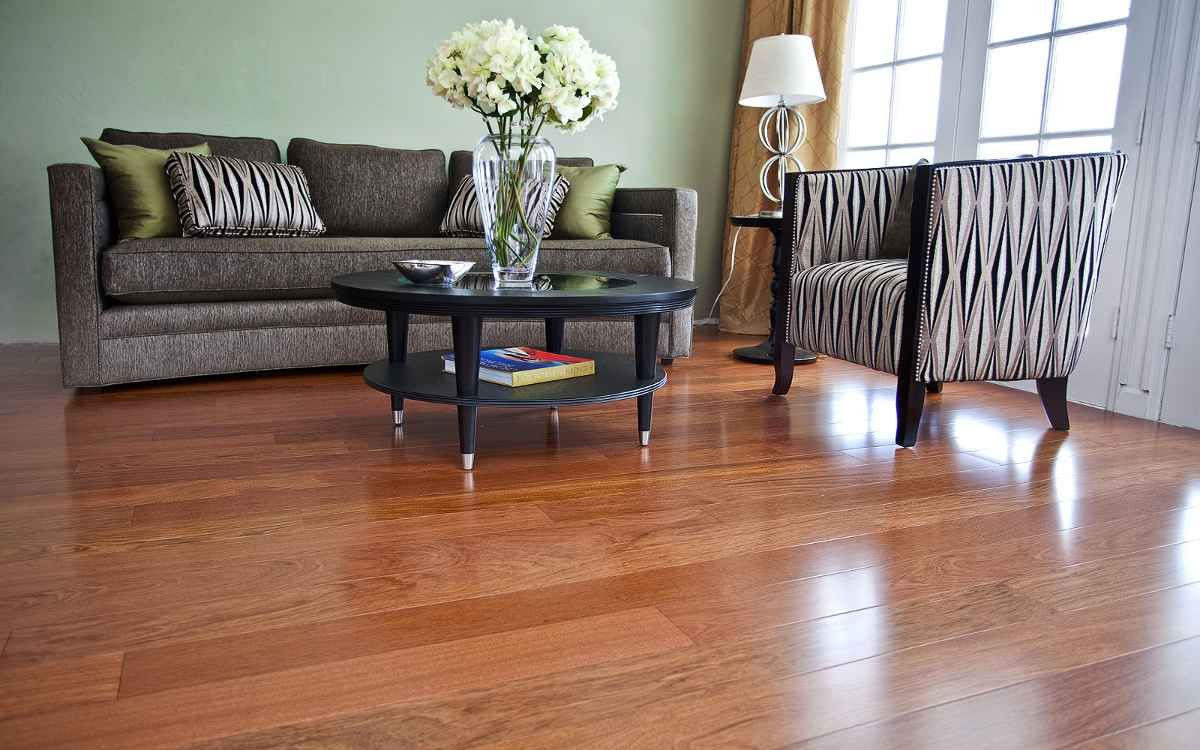 Best ideas about Living Room Flooring . Save or Pin Living Room Decorating Ideas With Wood Floors Now.